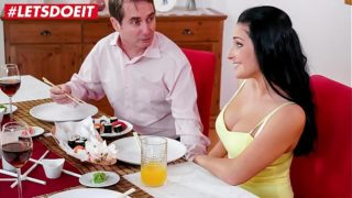 Twisted Inlaws – #lucia Denville – Brunette Slovakian Teen Sexy Sex With Pervert Uncle